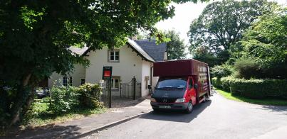 house move York to Chester