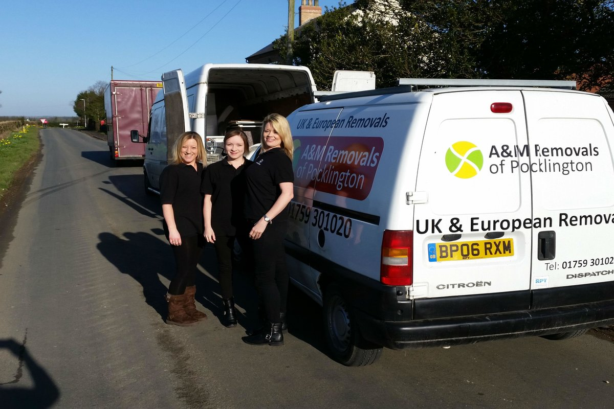 pocklington removals