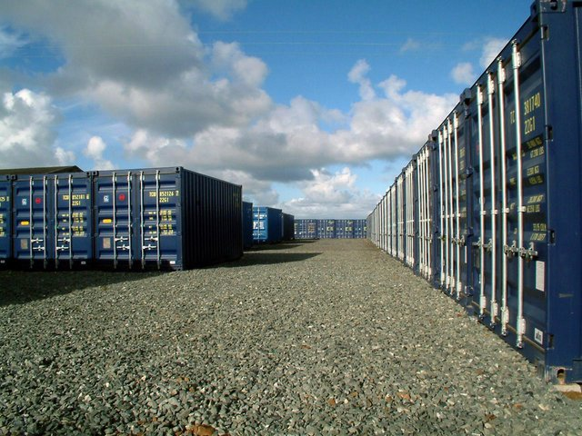 secure storage Yorkshire