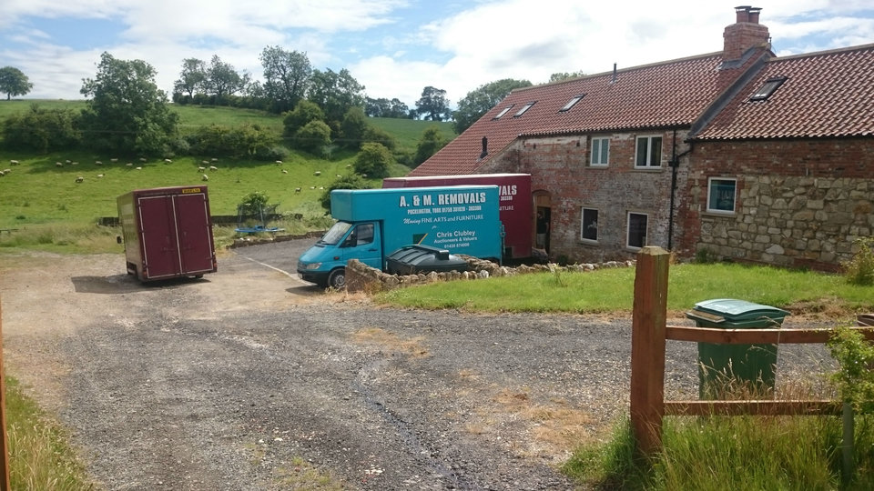 Wolds house removals